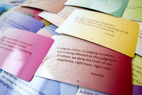 Card Decks on Transluminous Press